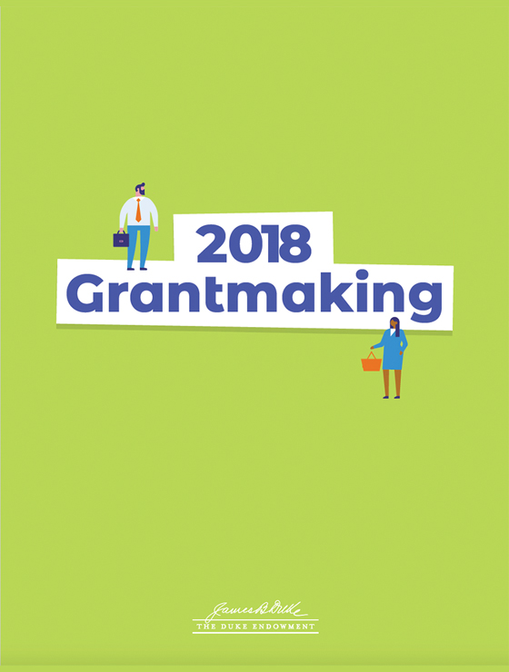 Duke Endowment   2018 Annual Report